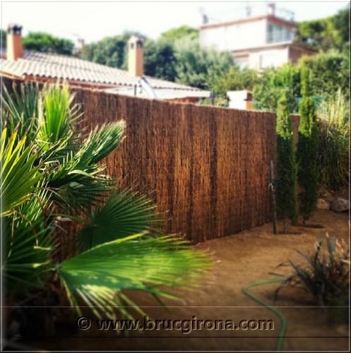 Usos del brezo brezo para vallas brezo para tejados for Decoracion vallas jardin